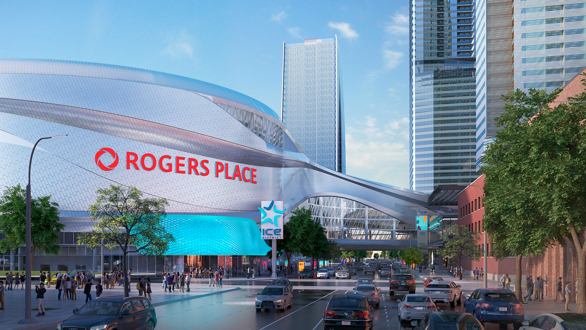 Rogers Place Casino