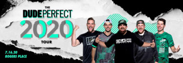 The Dude Perfect 2020 Tour - Cancelled