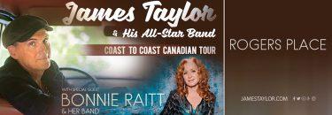 James Taylor - Postponed