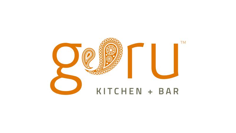 Guru Kitchen + Bar Logo