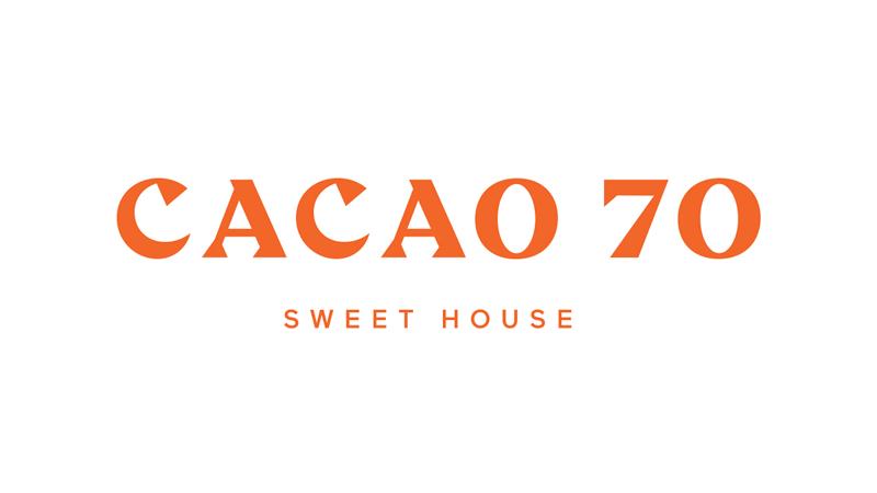 Cacao 70 Logo