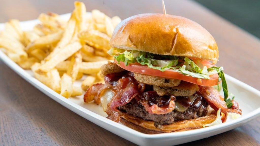 Delux Burger Bar