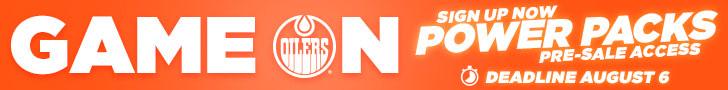 Oilers Power Packs Presale - August 6 Deadline
