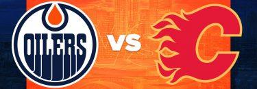 Oilers vs. Flames - Pre-Season