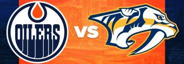 Oilers vs. Predators