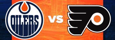 Oilers vs. Flyers