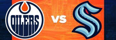 Oilers vs. Kraken