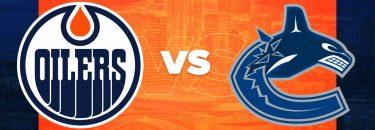 Oilers vs. Canucks - Pre-Season